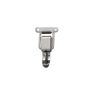 YSL-307-1 Padlockable Drawlatch With Straight Loop & Hasp